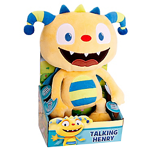 Peluche Henry Habla 30 cm 5006