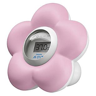 Termómetro Baño/Habitación Pink