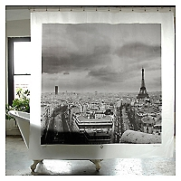 Cortina de Baño Paris