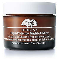 Crema Antiedad High Potency Night a Mins Oil Free 50 ml