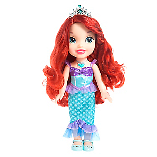 Toddler Canta princesa 86843 Ariel