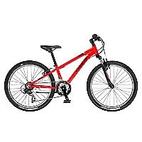 Bicicleta Aro 24 Precaliber 21S Roja