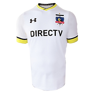Camiseta Niño Colo-Colo Oficial Local Blanca