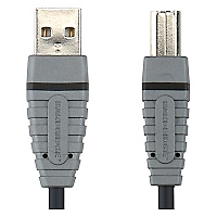 Cable USB VCL-4102 Negro