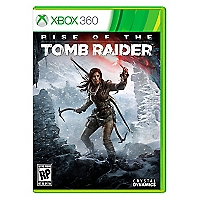 The Rise Of The Tomb Raider Xbox 360
