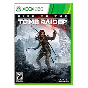 Juego Xbox 360 Rise of the Tomb Raider