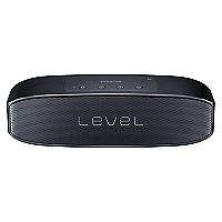 Parlante portátil Level Box Pro Negro