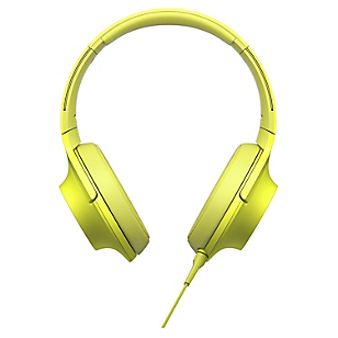 Audífonos Over-Ear MDR-100AAPYCLA Amarillo