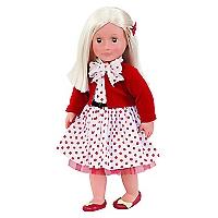 Muñeca Ba Doll Rose