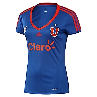 Camiseta Local Universidad de Chile Mujer