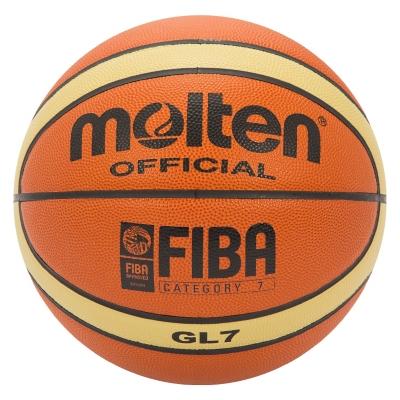 Balón de Basketball GL7X Naranjo