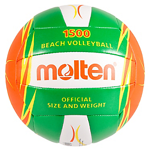 Balón Voleibol Bv-1500 Sweet Verde-Naranjo