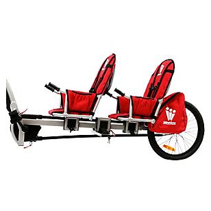 Carrito para Bicicleta Doble