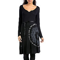 Vestido Carolina Noir