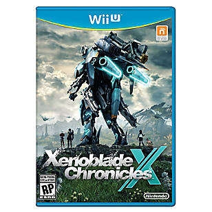 Xenoblade Chronicle X Wii U