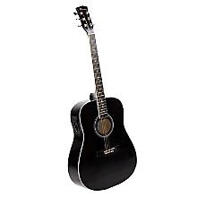 Guitarra MSEA1 Negro