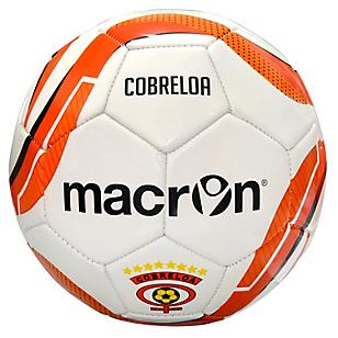 Balón de Fútbol Cobreloa Blanco-Naranjo
