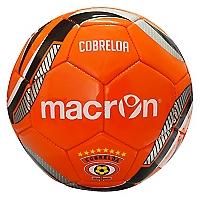 Bal�n de F�tbol Cobreloa Naranjo-Negro