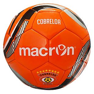 Balón de Fútbol Cobreloa Naranjo-Negro