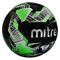 Pelota de F�tbol Calcio Negra-Verde