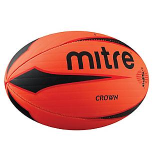 Balón de Rugby Crown Naranjo