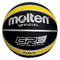 Bal�n de Basketball Bgr3 Negro