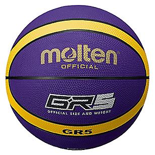 Balón de Basquetbol Bgr5 Morado
