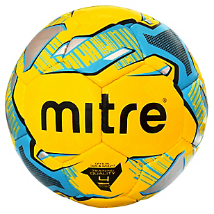 Balón de Futbolito Calcio Amarillo-Azul