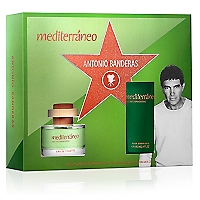 Set Mediterraneo EDT 50 ML + After Shave 100 ML