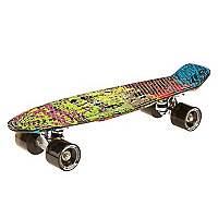 Skateboard Handle Print