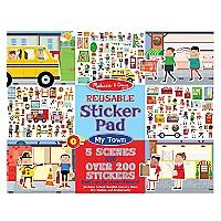 Block de Stickers Mi Ciudad