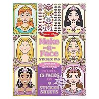 Block de Stickers Princesas