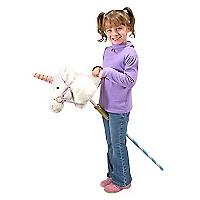 Prance N Play  Stick Unicorn