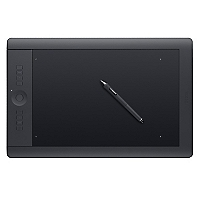 Tableta digitalizadora Intuos Pro - Professional Pen & Touch Tablet - L