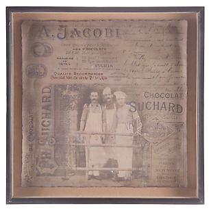 Cuadro Antiguo 1920 lV