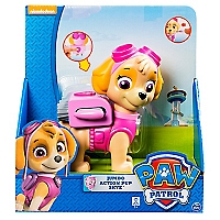 Figura Cachorro Acci�n Pup Skye