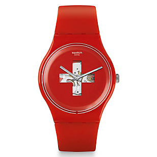 Reloj Unisex Swiss Around The Clock