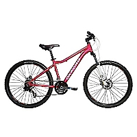 Bicicleta Aro 26 Moonstone Roja