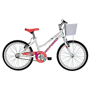 Bicicleta Aro 20 Onyx Blanca