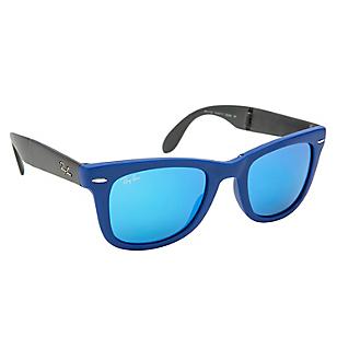 Anteojos de Sol Unisex Azulino 4105 60201750