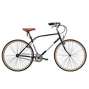 Bicicleta Aro 28 Zurich Azul
