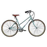 Bicicleta Aro 28 Zurich Celeste