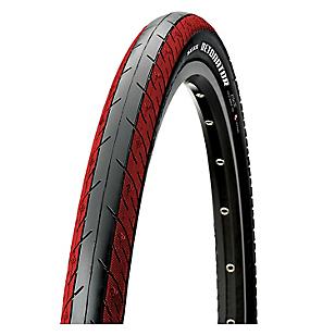 Neumático Urban 27.5 x 1.50 cm K Detona Rojo