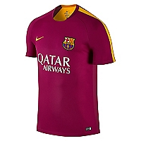 Camiseta Hombre FC Barcelona Pre-Match Training
