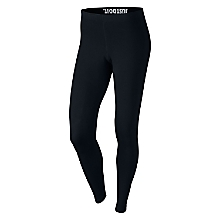 Calza Deportiva Mujer Leg-A-See Logo Negro