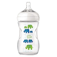Mamadera Natural 260 Ml Pp Elefant
