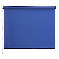 Cortina Roller Blackout 120 x 165 cm Azul