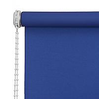 Cortina Roller Blackout 160 x 165 cm Azul