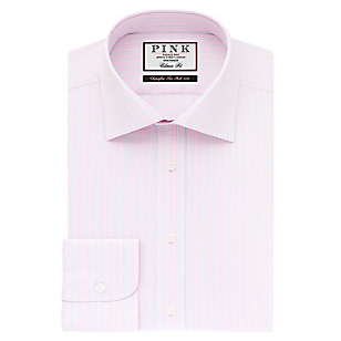 Camisa Regular Fit + Cuello Semi Italiano