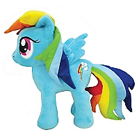 Peluche Rainbow Dash